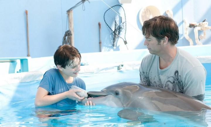 Movie Review: Dolphin Tale