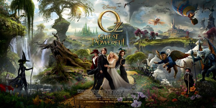 What I Liked Least about Oz the Great and Powerful