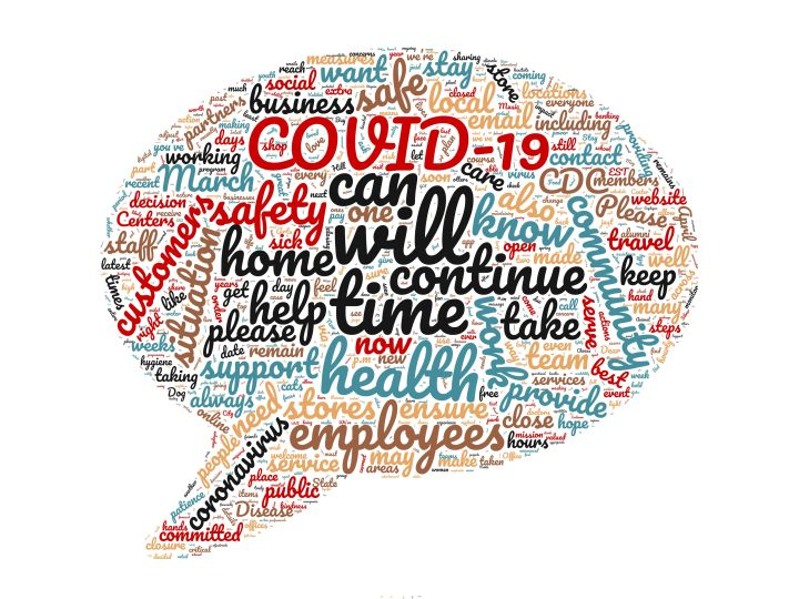 The Words Business and Nonprofit Leaders are Using to Talk About COVID-19